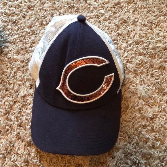 237ff05ac Women s NFL Chicago bears baseball hat! M 5acaa0538df4707f88b14177. Other  Accessories you may like. New Era ...